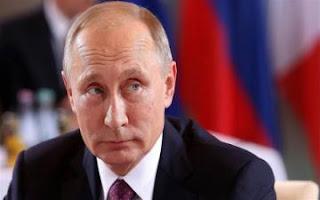 الرئيس الروسي فلاديمير بوتن: كوريا الشمالية تستخدم  السلاح النووي للدفاع عن النفس !