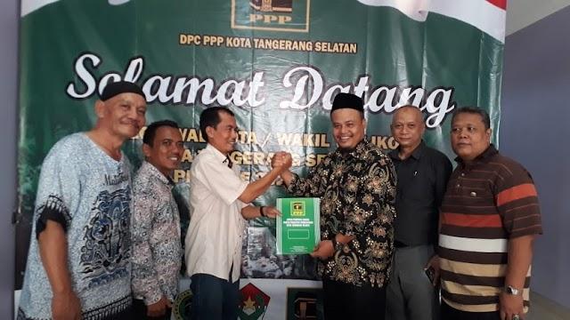 Kolonel Beben Bangun Koalisi, Ingin Rebut Kursi Walikota Tangsel 2020