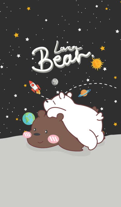 Bear Lover (Galaxy ver.)