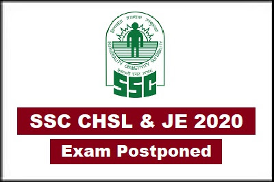ssc exam postponed