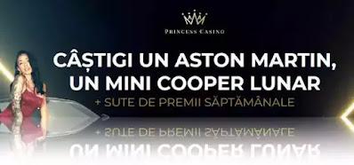 castigatori concurs princess casino 2020 aston martin v8