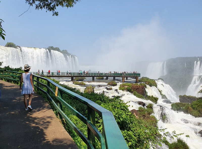 Parque Nacional do Iguaçu: Cataratas, Macuco Safari