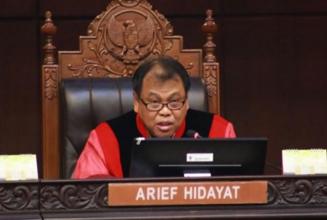 Lagi, Ketua MK Dilaporkan Atas Dugaan Pelanggaran Kode Etik