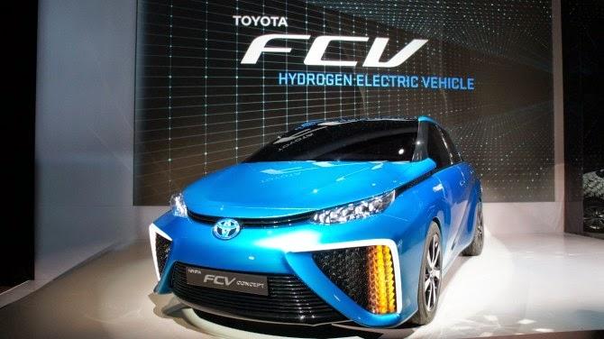 2015 Toyota Hydrogen Car Full Review, News, Interior, Exterior, Powertrain, Price