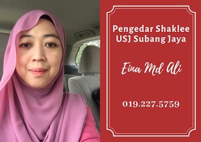 Pengedar Shaklee USJ Subang Jaya