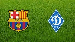 دينامو كييف vs  برشلونة