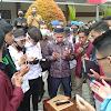 DPRD Sungai Penuh Sambut Aksi Damai Ribuan Mahasiswa Tolak UU Omnibus Law