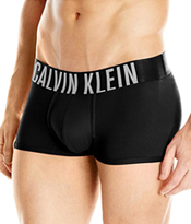 Calvin Klein Underwear Men's Power Micro Low Rise Trunk