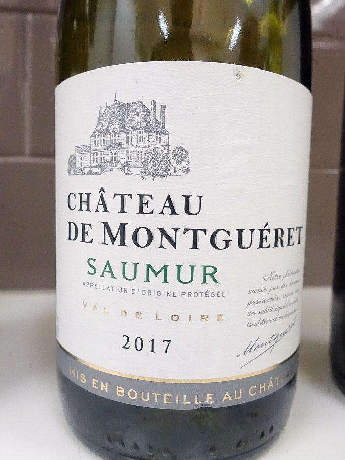 Château de Montguéret 2017 (88+ pts)
