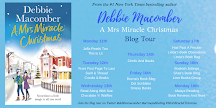 A Mrs Miracle Christmas Blog Tour