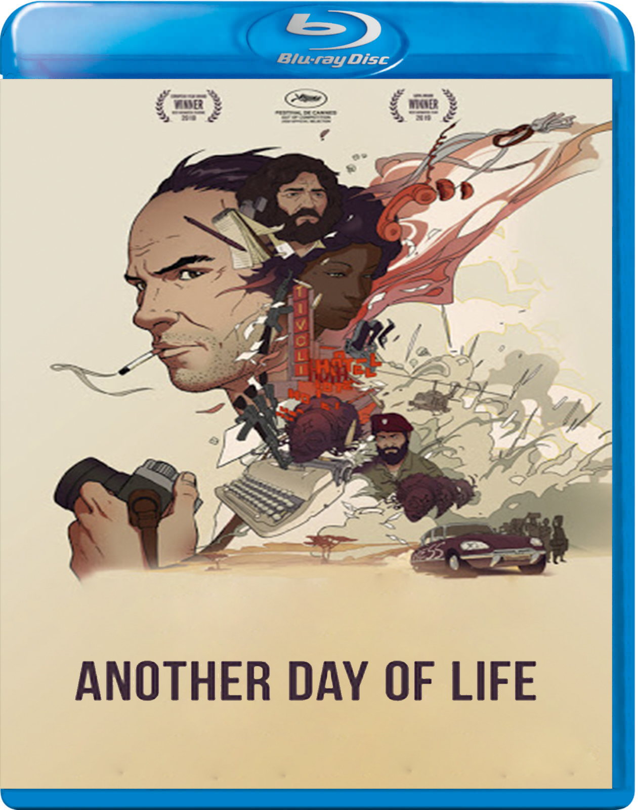 Another Day of Life [2018] [BD25] [Subtitulado]