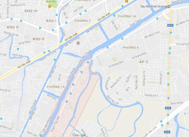 Bán nhà nát đường Phạm Thế Hiển phường 7 quận 8, diện tích 5x16m