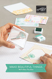Stampin' Up! Beginners Catalogue