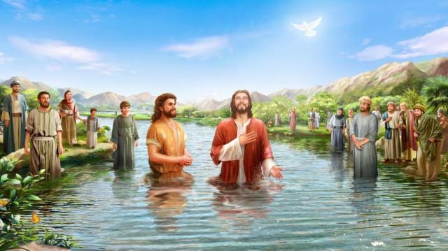 神的實質, 神自己, 基督