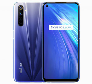 Realme 6 Specifications