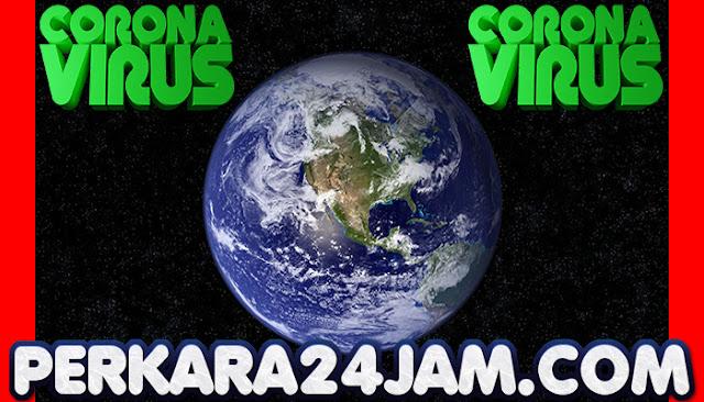 Data Terupdate Virus Corona Di Dunia 17 Mei 2020