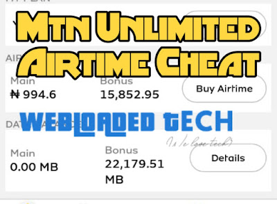 Mtn unlimited Airtime + Data - How To Mtn Unlimited Airtime Cheat YafunYafun Recycle