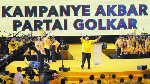 Golkar Harus Pimpin Koalisi Pilpres 2024, Terlalu Sayang Kalau Hanya Partai Pengusung