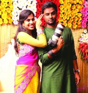 Singer Hemachandra Family Wife Parents children's Marriage Photos