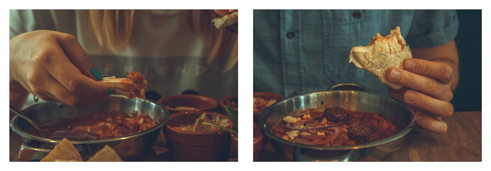 7a telaviv urban foods co zjeść w łodzi śniadania w warszawie bezmięsna kuchnia izraelska smaki izraela gdzie zjeść dobry hummus fallafell