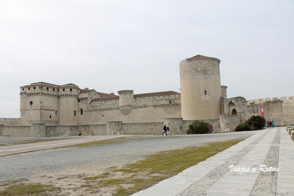 Castillo de Cuéllar, Segovia