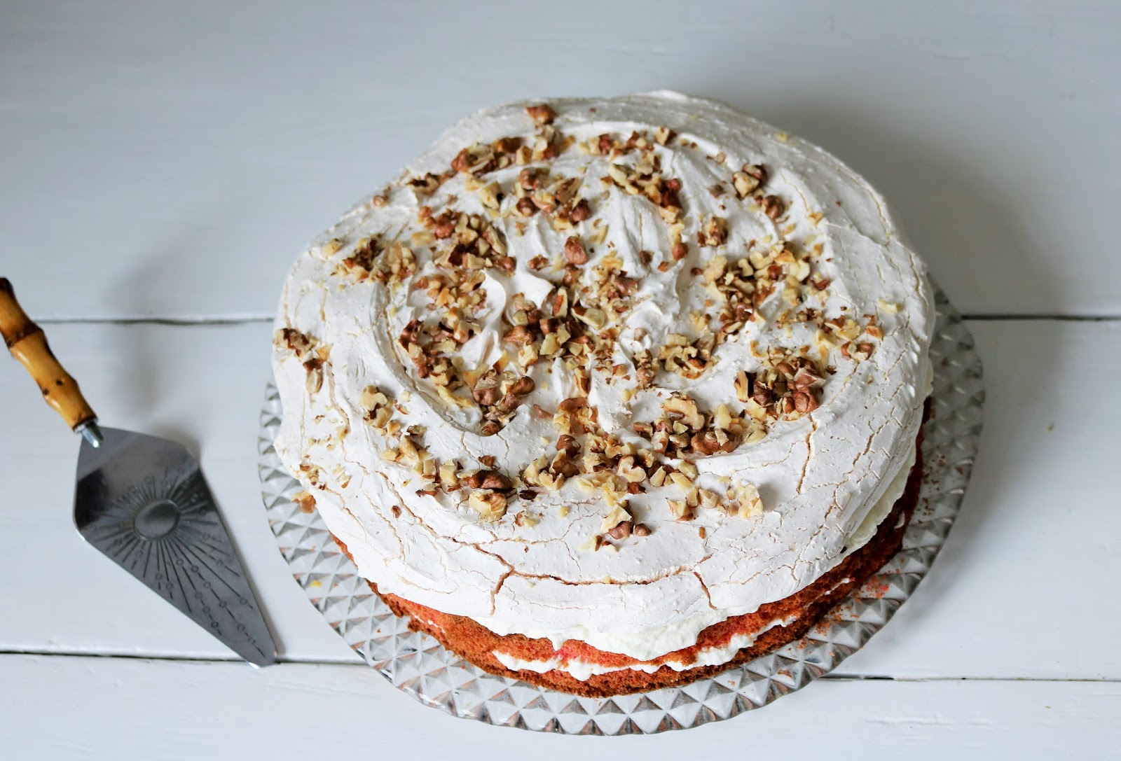 łaty przepis na ciasto z serkiem mascarpone i śmietaną kremówką