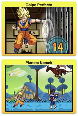 Juegos de Goku de peleas