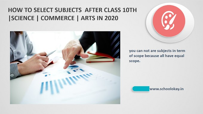 HOW TO SELECT SUBJECTS  AFTER CLASS 10TH |SCIENCE | COMMERCE | ARTS IN 2021
