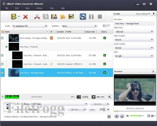 Xilisoft Video Converter Ultimate Full