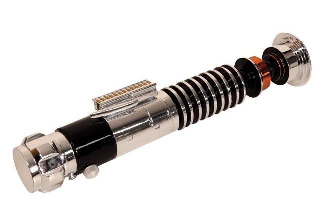 3D Graphics 3G: Luke Skywalker's lightsaber return of the jedi