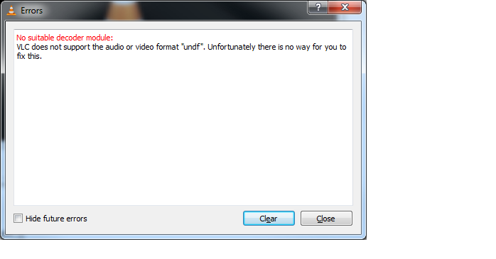 4 Cara Mengatasi VLC Does Not Support UNDF Format
