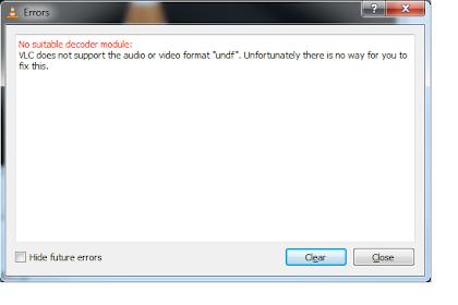 4 Cara Mengatasi VLC Does Not Support UNDF Format