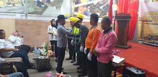 Kadis PUPR Provinsi Jambi Secara Resmi Membuka Perlombaan Pekerja Konstruksi Tingkat Provinsi Jambi.
