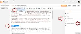 Trik SEO pada publikasi konten blog
