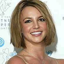 Britney Spears Bob Haircut