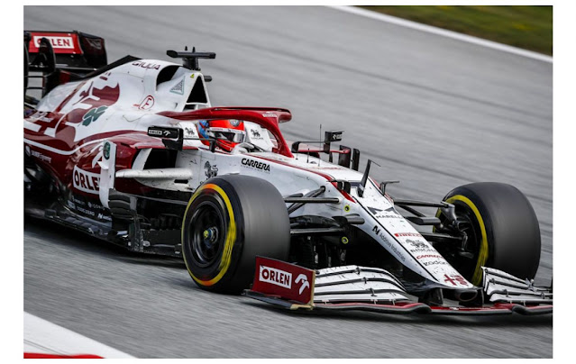 Alfa Romeo Racing ORLEN – Grand Prix Αυστρίας