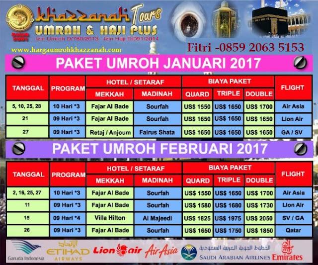 Paket-Umroh-Januari-2017