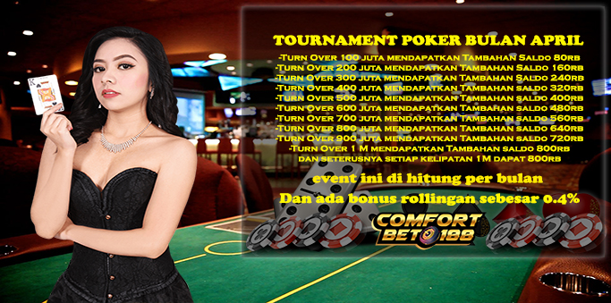 tournament idn poker comfortbet188