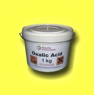 Ξαλαφρώστε την βαρρόα με οξαλικό οξύ… Δόση καλοκαιριού