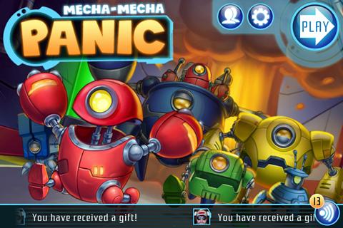 Game: MECHA-MECHA PANIC Undefined APK Direct Link