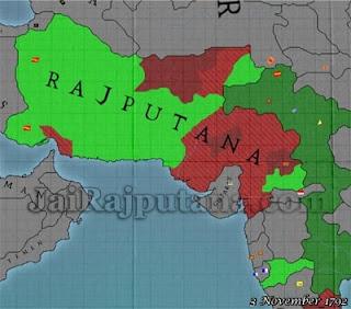 rajputana-map