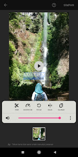 edit video di inshot