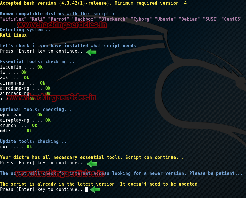 Hack Wireless Network Using Airgeddon