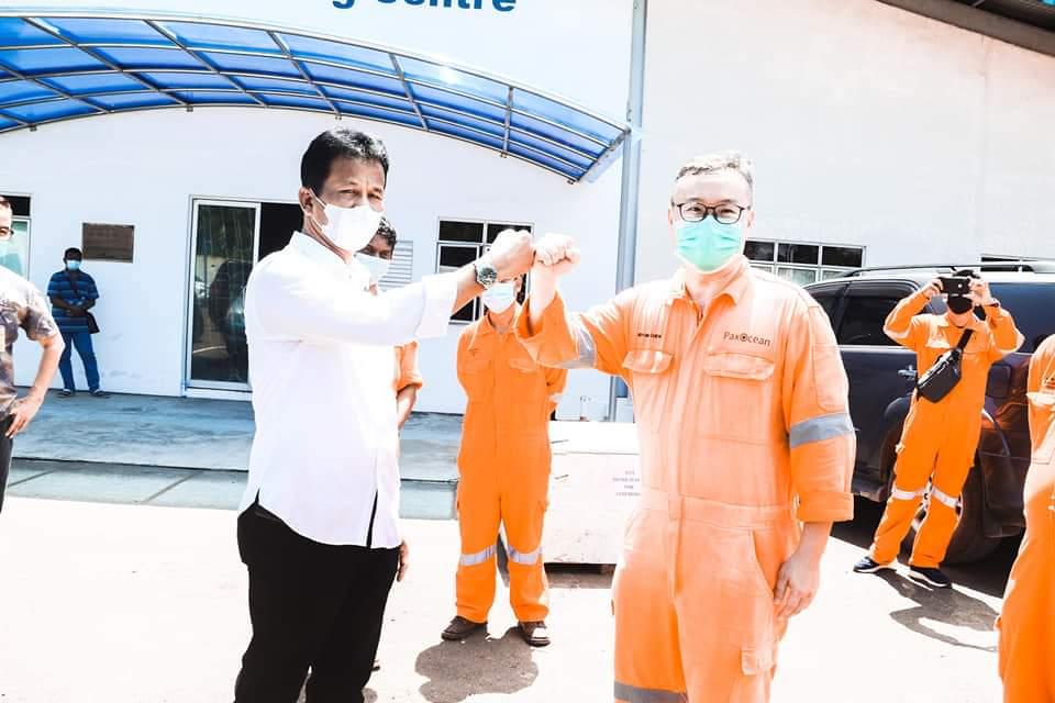 Pemko Batam Melaksanakan Vaksinasi Covid-19 di Sembilan Lokasi dan 9.568 Warga Antusias Divaksin