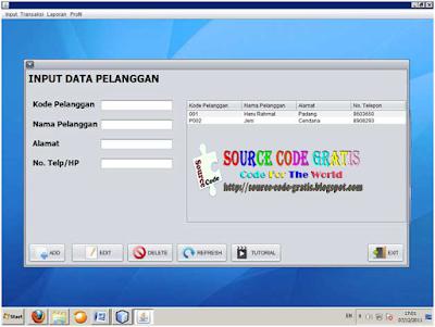 Download Gratis Source Code Sistem Penjualan Ponsel Berbasis Java