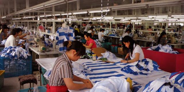 Pembagian, Tahapan Dan Produktivitas Produksi (Productivity Production)