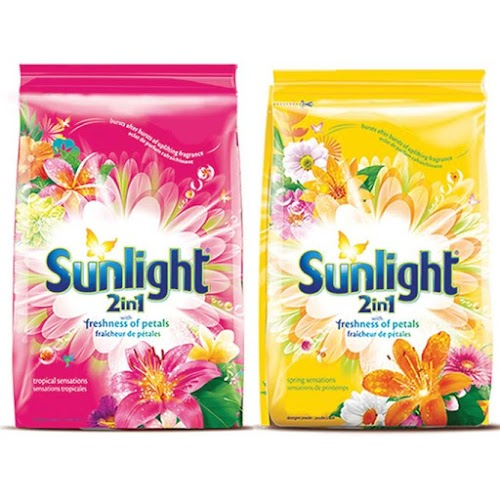 Sunlight 2Kg Twin Pack (Spring & Tropical)