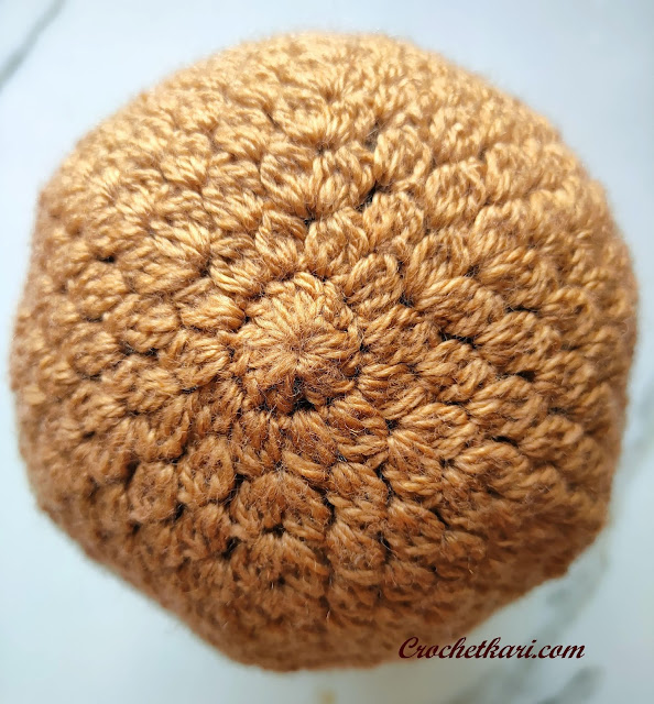 Flora beanie pattern crochetkari
