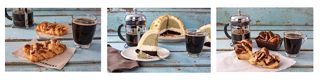 The new decadent Pistachio Dome, The Chocolate Babka (non-kosher) and Maple Pecan Danish