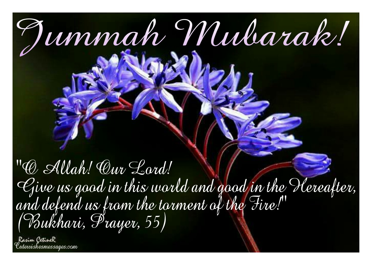 Jumma Mubarak Messages Cute Wishes Images Quotes Love